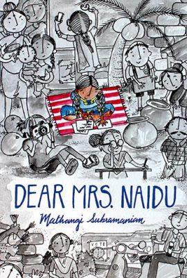 Dear Mrs Naidu cover