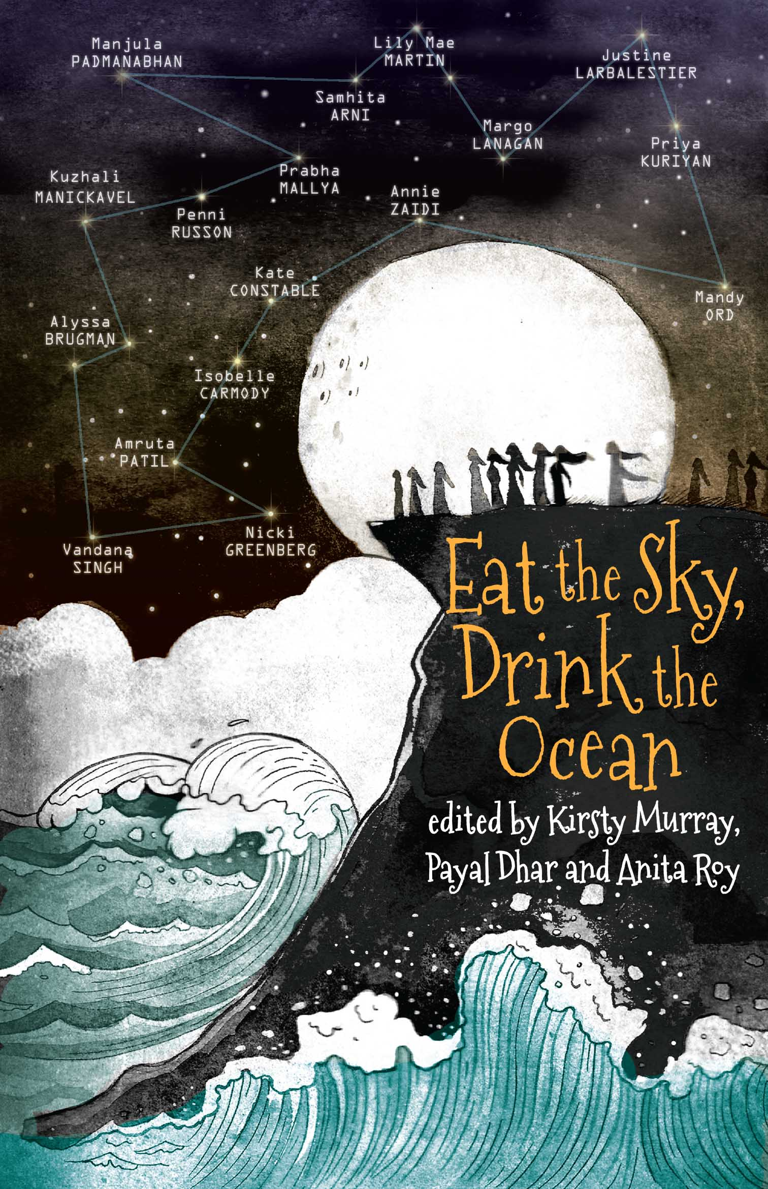Image result for eat the sky drink the ocean