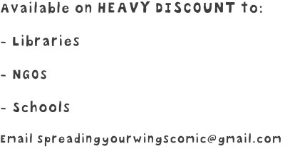 Heavy discounts
