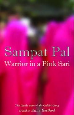 Warrior in a Pink Sari